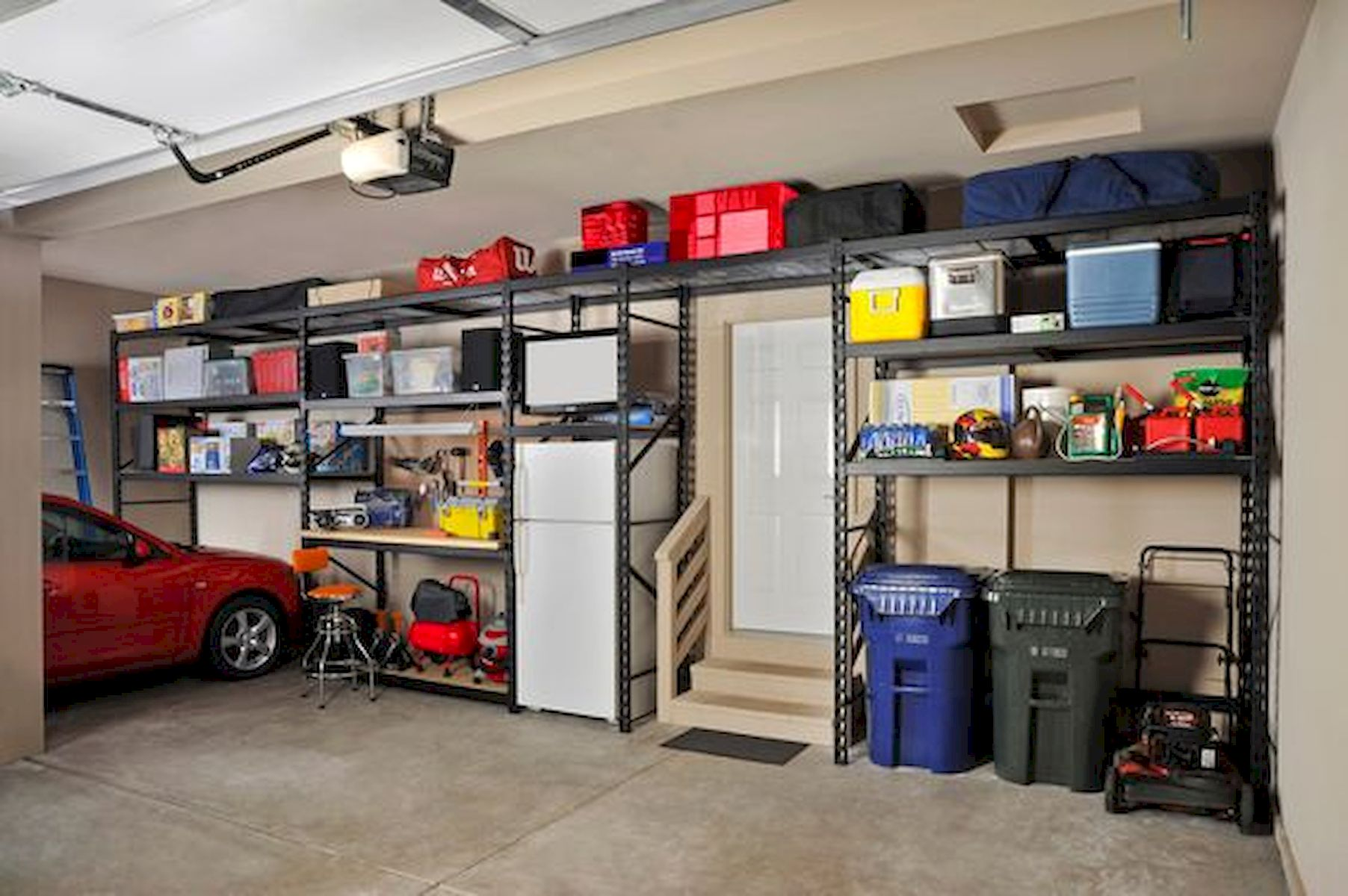 40 Inspiring DIY Garage Storage Design Ideas On A Budget (26)