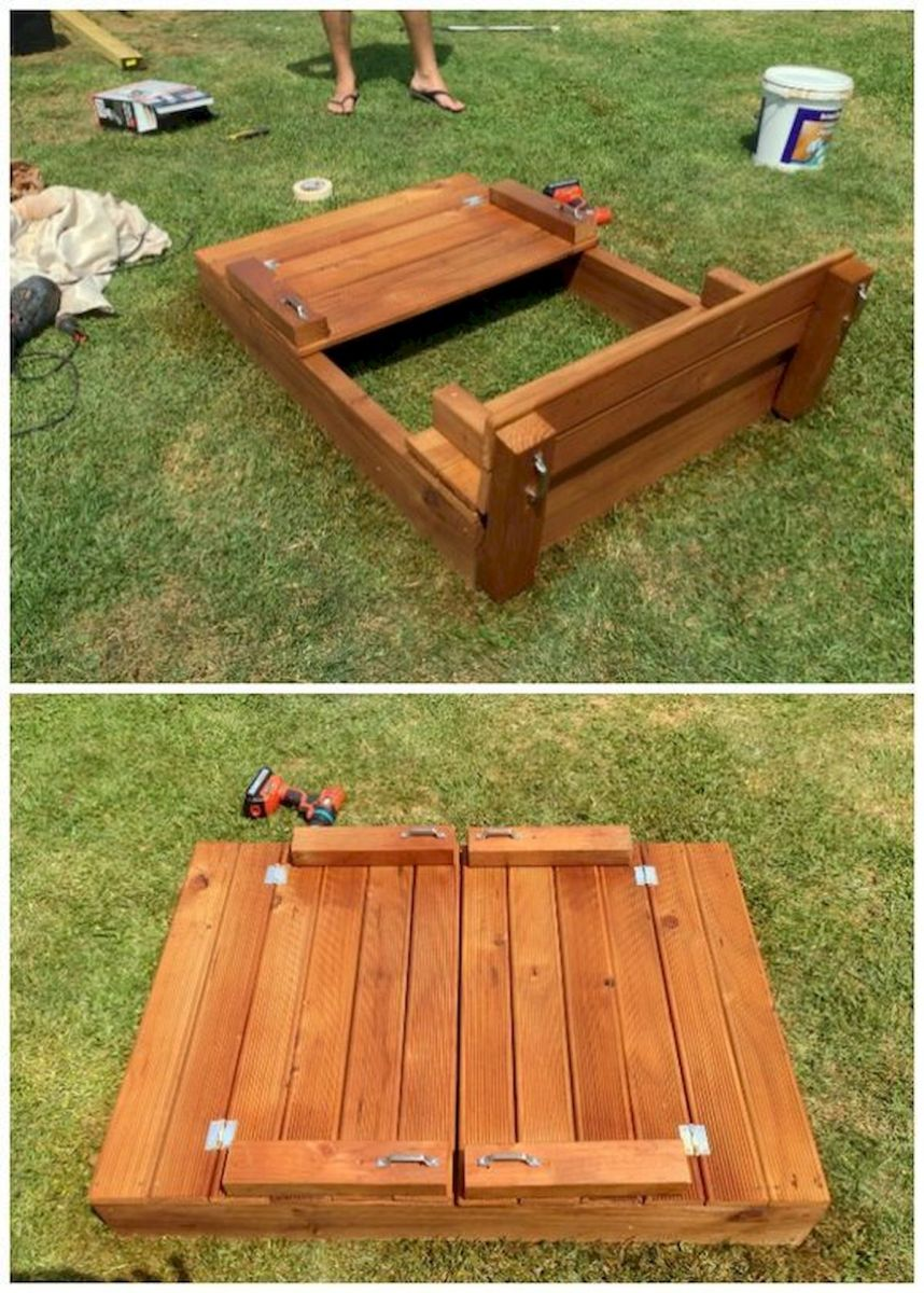 50 Amazing DIY Projects Outdoor Furniture Design Ideas (48)