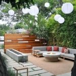 60 Awesome DIY Backyard Privacy Design And Decor Ideas (13)