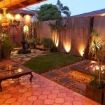 60 Awesome DIY Backyard Privacy Design and Decor Ideas (21)