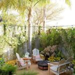60 Awesome DIY Backyard Privacy Design And Decor Ideas (6)