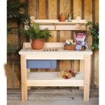 60 Awesome DIY Pallet Garden Bench and Storage Design Ideas (15)