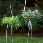 60 Creative DIY Garden Art From Junk Design Ideas (23)