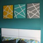 60 Easy DIY Canvas Painting Ideas for Decorate Your Home (18)