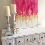 60 Easy DIY Canvas Painting Ideas for Decorate Your Home (34)
