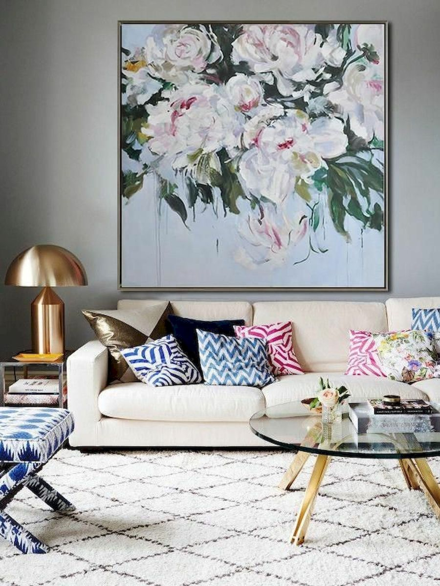 60 Easy DIY Canvas Painting Ideas for Decorate Your Home (39)
