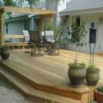 50 Best DIY Backyard Patio and Decking Design Ideas (16)