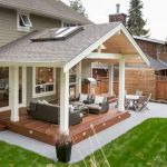 50 Best DIY Backyard Patio And Decking Design Ideas (26)