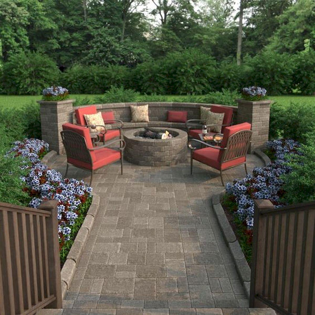 50 Best DIY Backyard Patio and Decking Design Ideas (28)