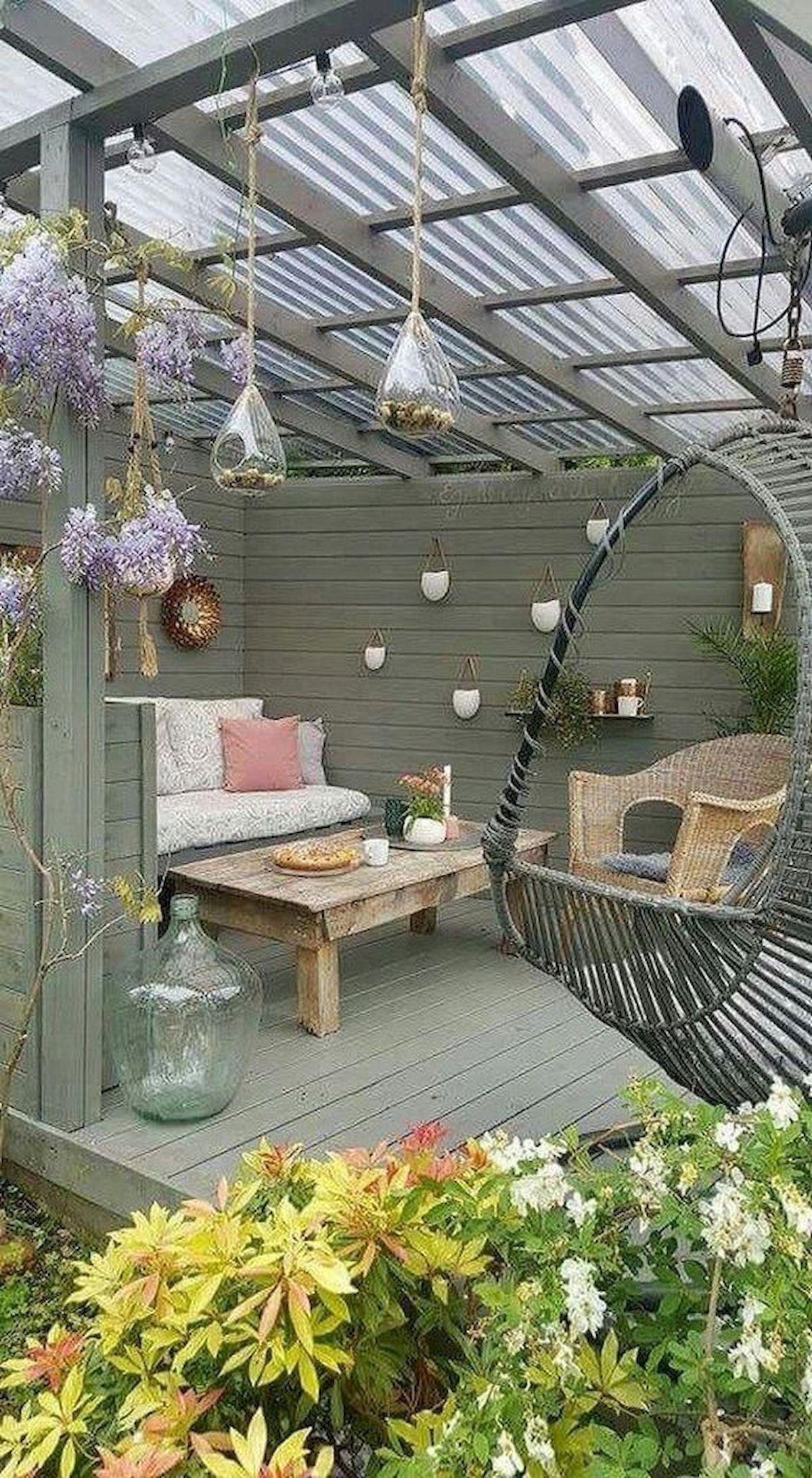 50 Best DIY Backyard Patio And Decking Design Ideas (33)