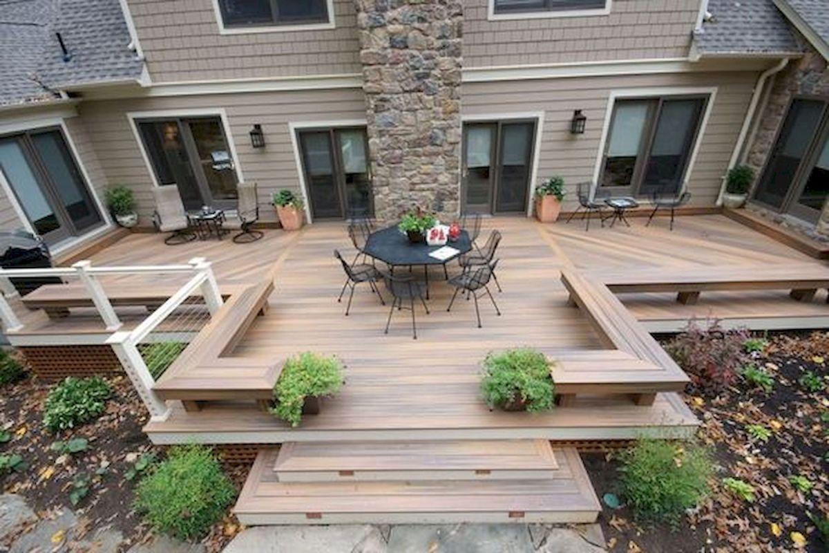 50 Best DIY Backyard Patio and Decking Design Ideas (4)