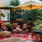 50 Best DIY Backyard Patio and Decking Design Ideas (41)