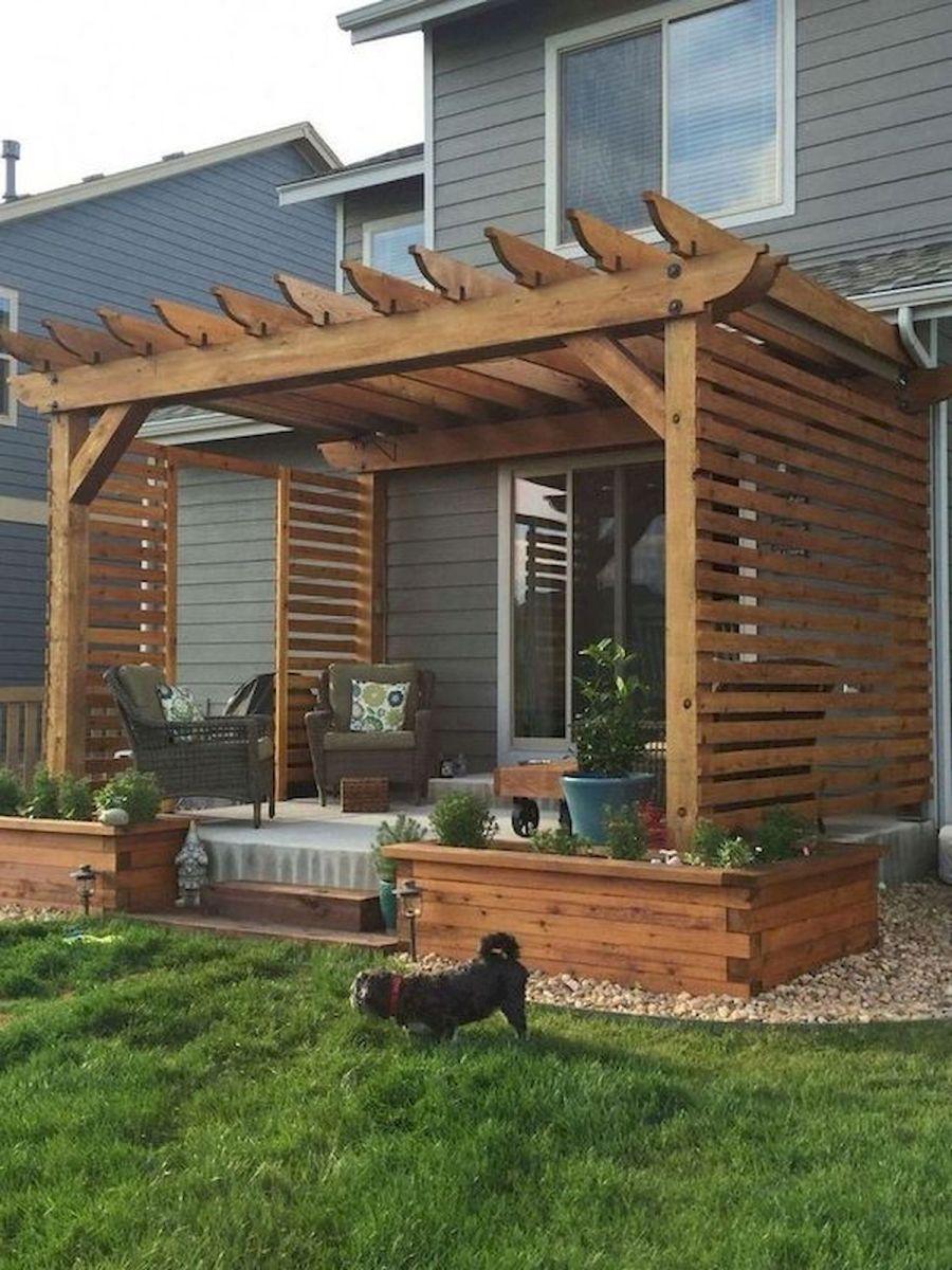 50 Best DIY Backyard Patio and Decking Design Ideas (9)