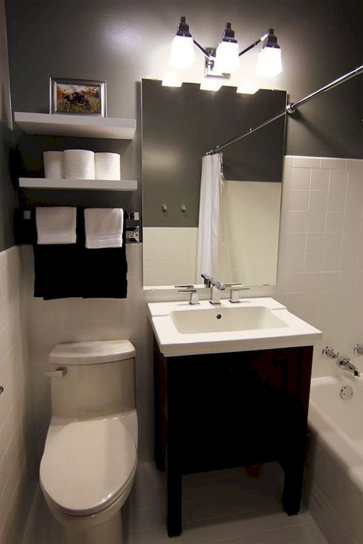 50 Best DIY Storage Design Ideas To Maximize Your Small Bathroom Space (1)