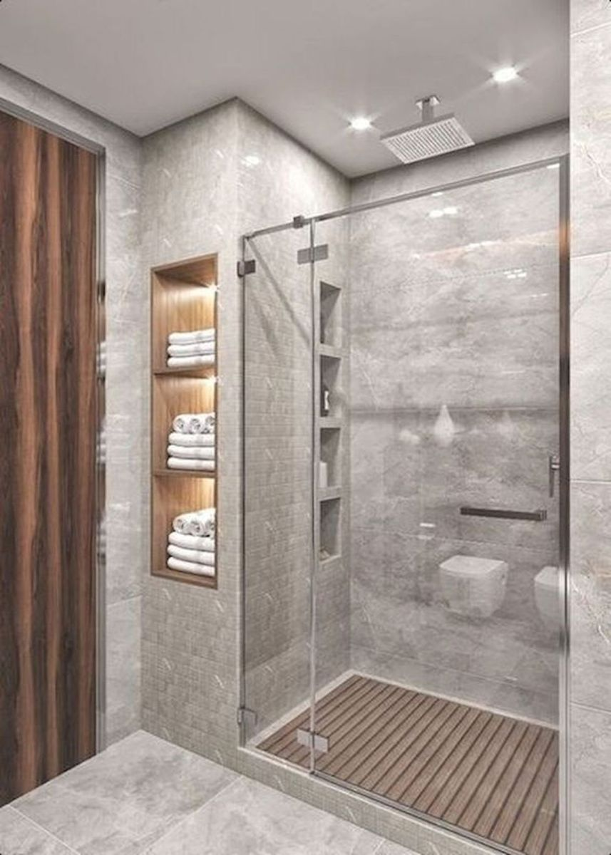 50 Best DIY Storage Design Ideas to Maximize Your Small Bathroom Space (19)