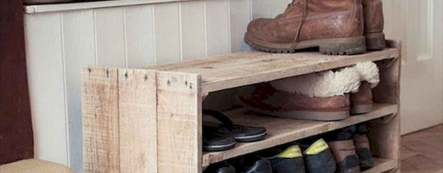 50 Fantastic DIY Shoes Rack Design Ideas (1)