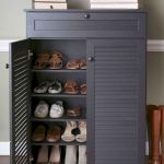 50 Fantastic DIY Shoes Rack Design Ideas (19)