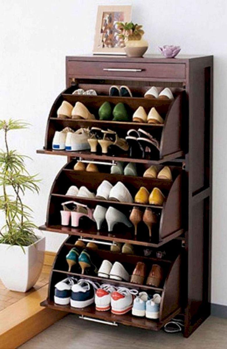 50 Fantastic DIY Shoes Rack Design Ideas (33)