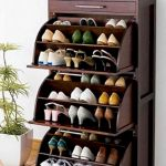 50 Fantastic DIY Shoes Rack Design Ideas (33)