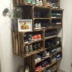 50 Fantastic DIY Shoes Rack Design Ideas (36)