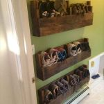 50 Fantastic DIY Shoes Rack Design Ideas (43)