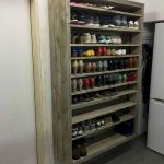 50 Fantastic DIY Shoes Rack Design Ideas (48)