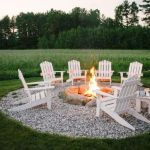 60 Amazing DIY Outdoor and Backyard Fire Pit Ideas On A Budget (28)