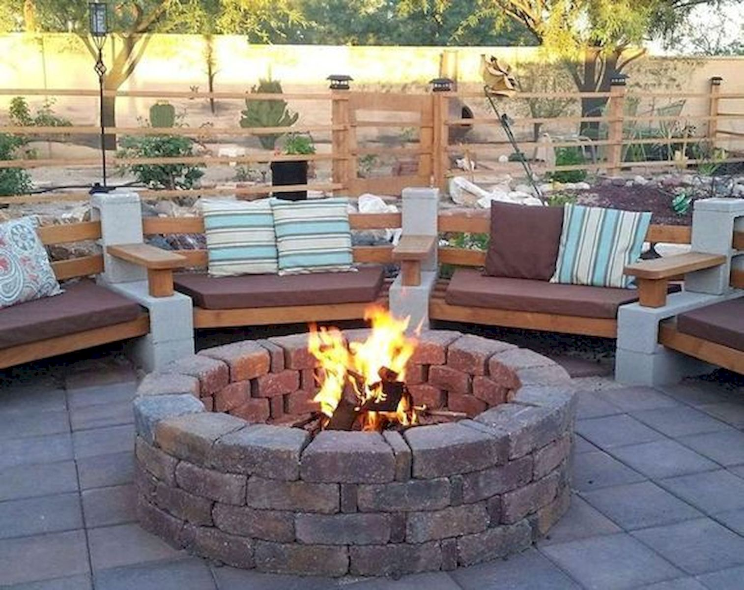 60 Amazing DIY Outdoor and Backyard Fire Pit Ideas On A ... on Backyard Fire Pit Ideas Diy id=56793