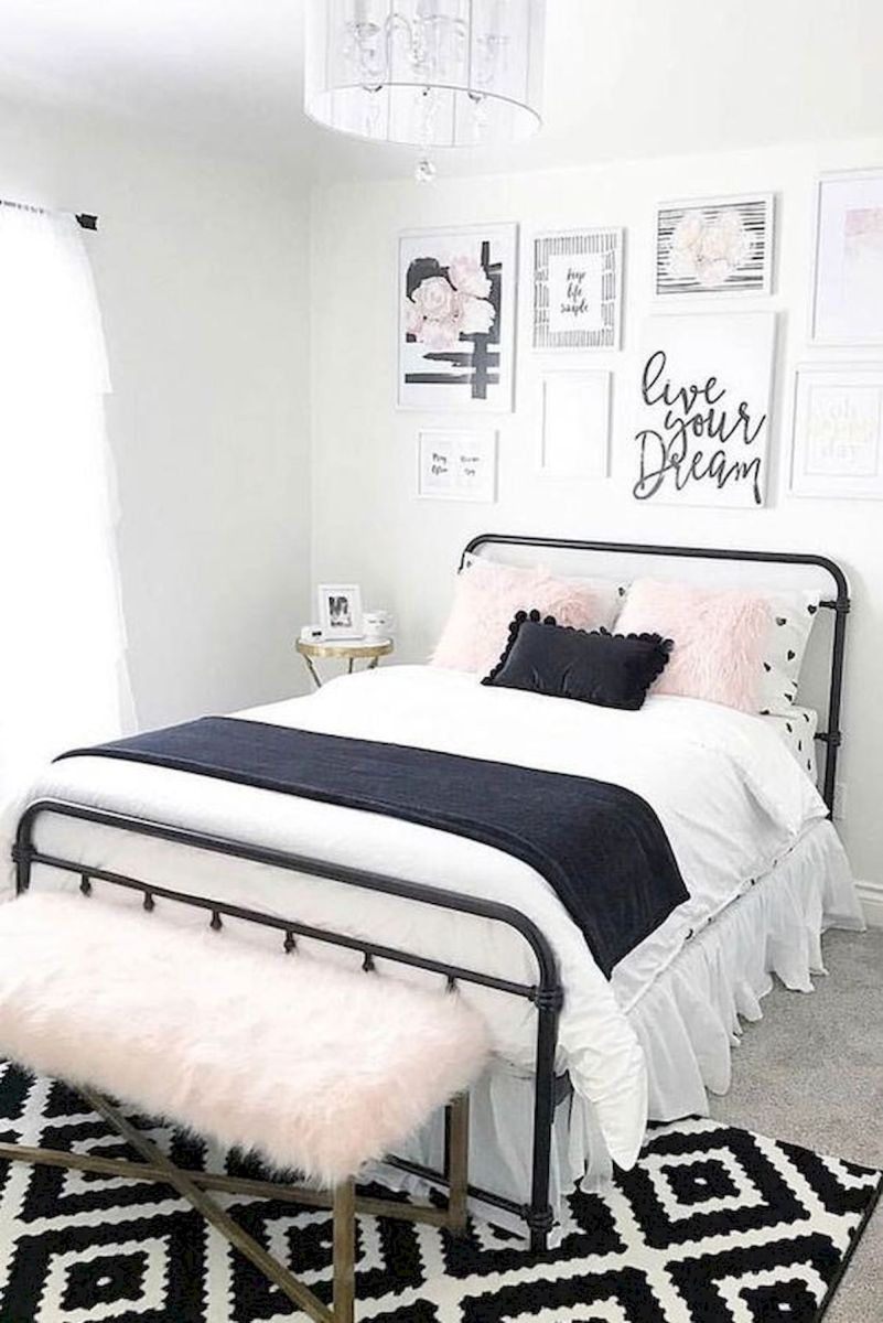 60 Cute DIY Bedroom Design and Decor Ideas for Kids (16)