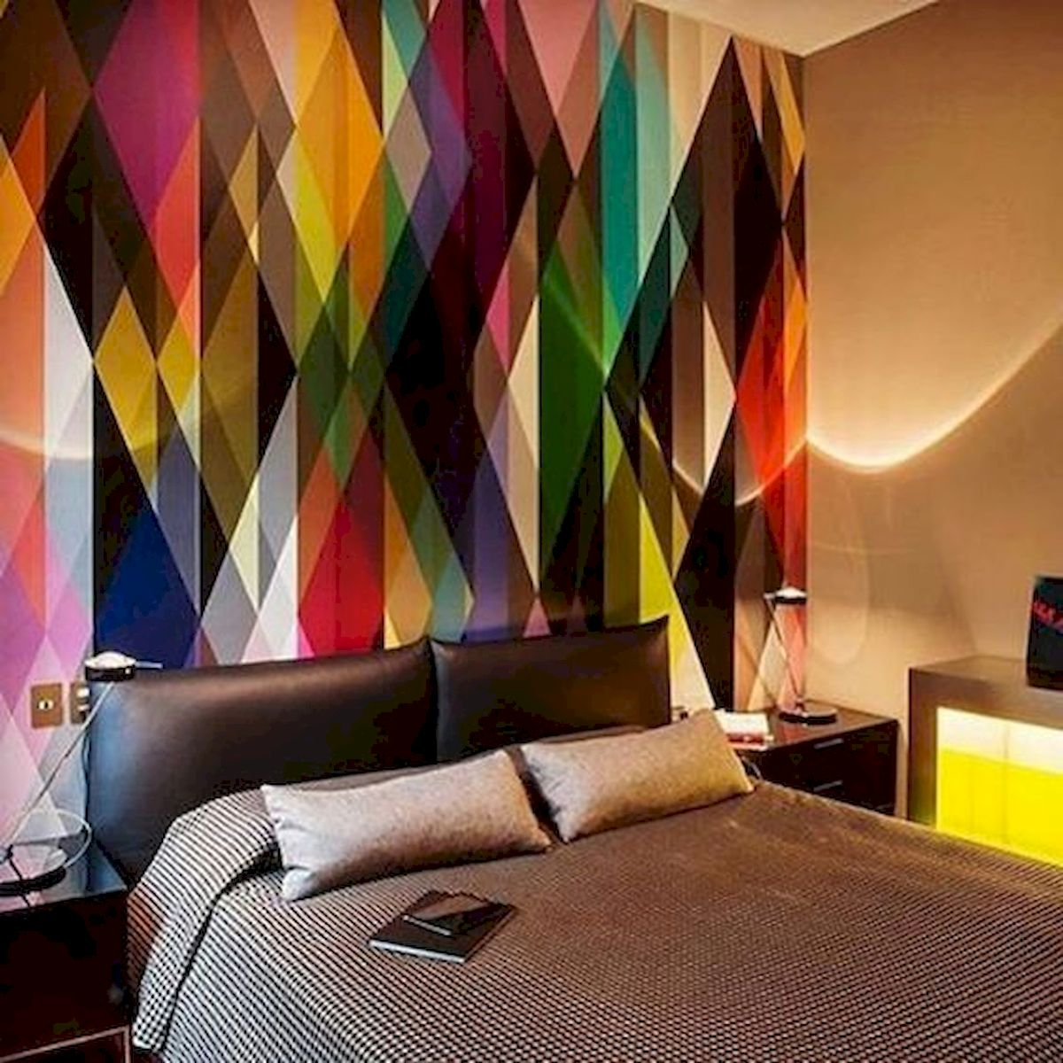70 Beautiful DIY Colorful Bedroom Design Ideas and Remodel (22)