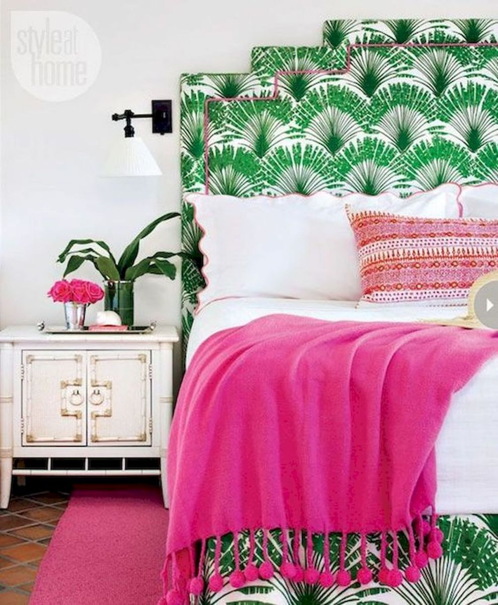 70 Beautiful DIY Colorful Bedroom Design Ideas and Remodel (45)