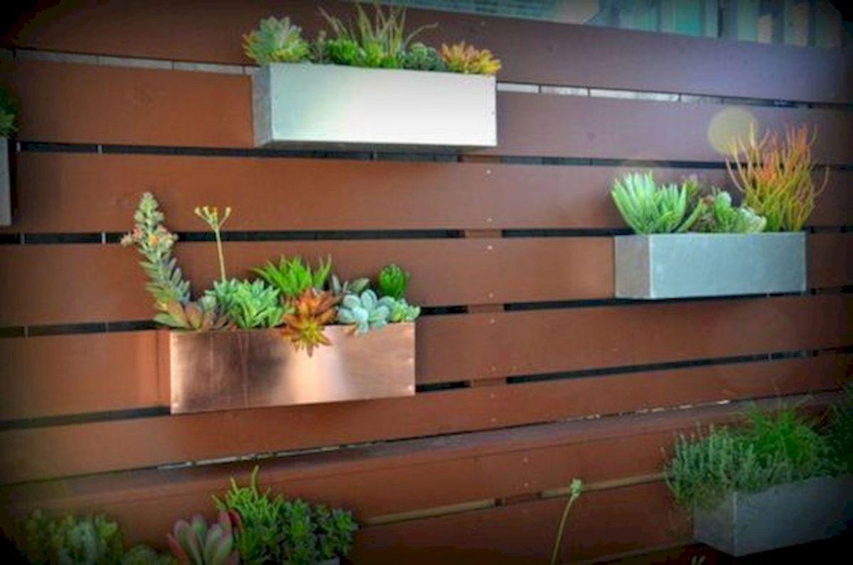 50 Awesome DIY Hanging Plants Ideas For Modern Backyard Garden (23)
