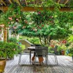 50 Awesome DIY Hanging Plants Ideas For Modern Backyard Garden (35)