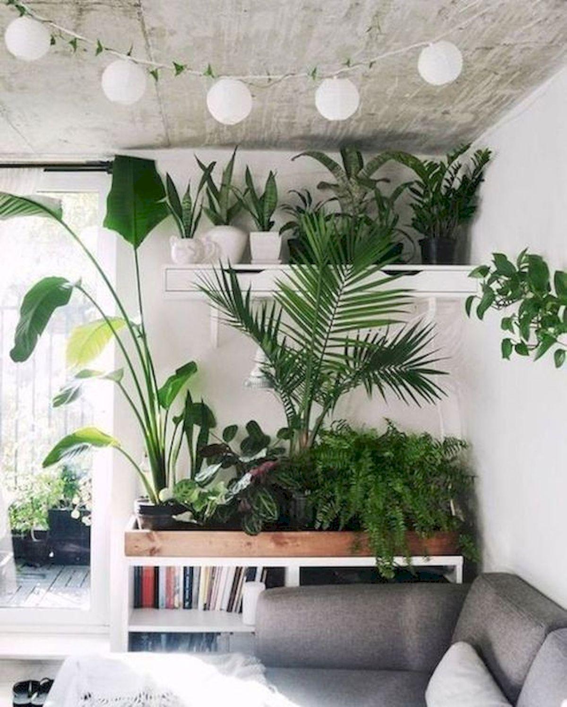 50 Awesome DIY Hanging Plants Ideas For Modern Backyard Garden (50)