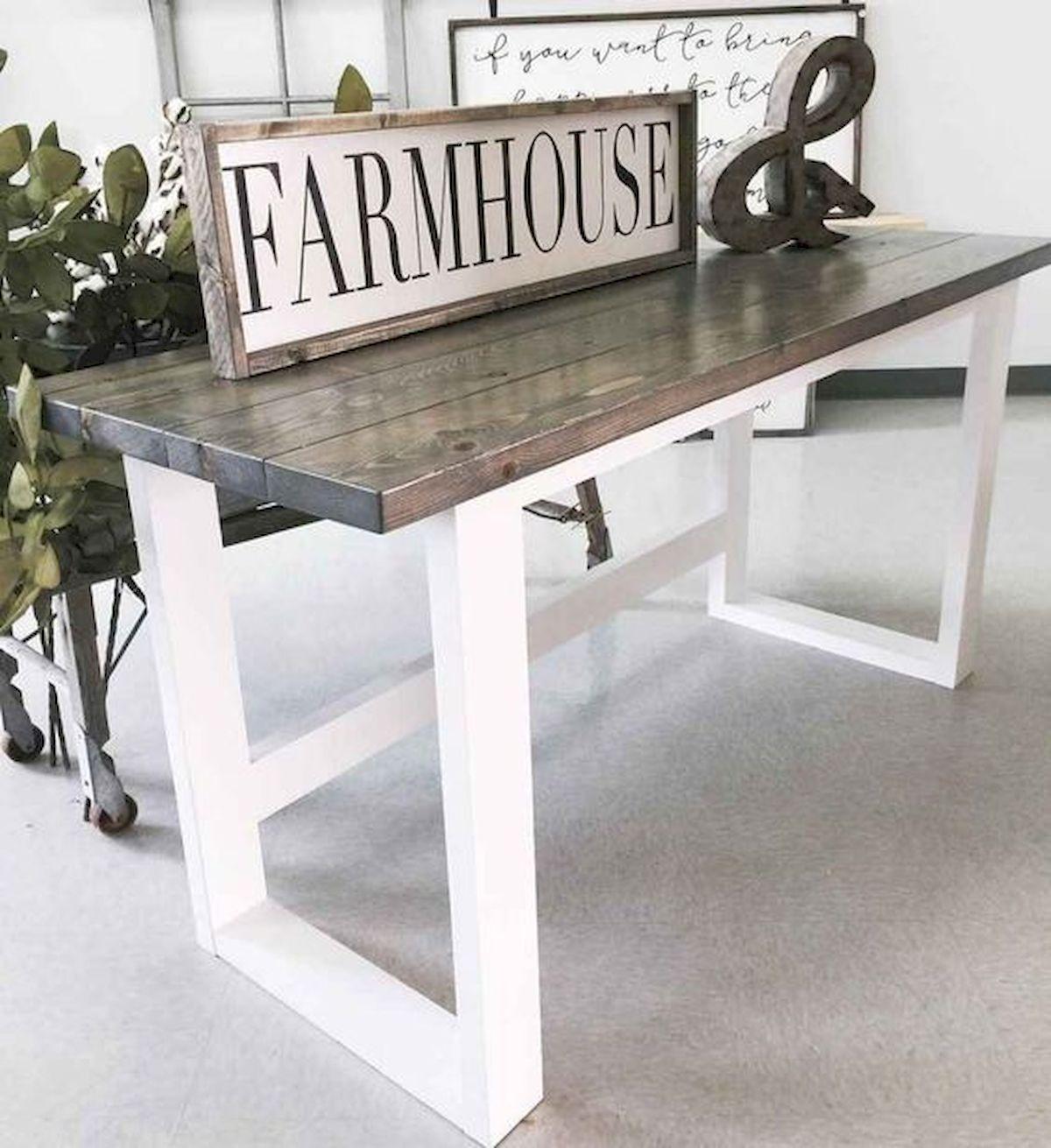 55 Inspiring DIY Farmhouse Decor Ideas On A Budget (6)