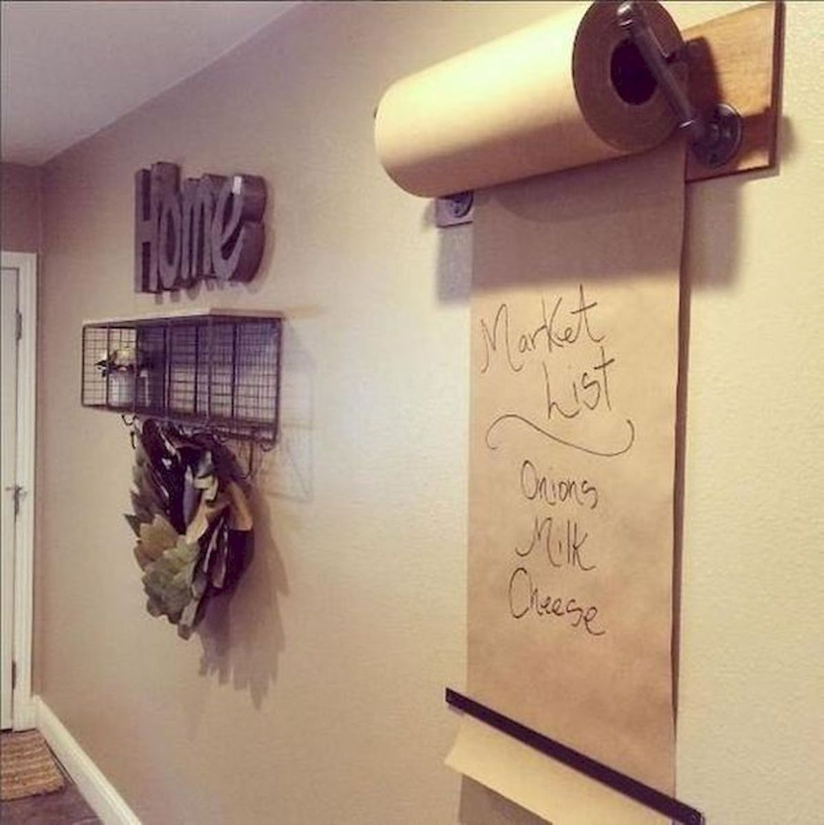 40 Easy DIY Mounted Craft Paper Roll (7)