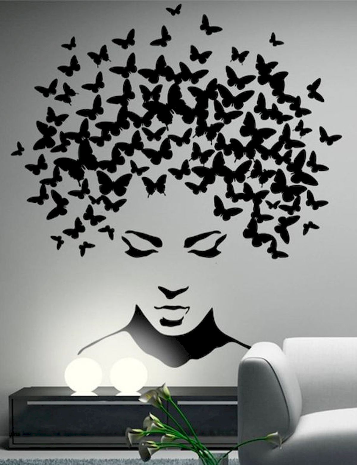 44 Easy But Awesome DIY Wall Painting Ideas To Decorate Your Home (16)