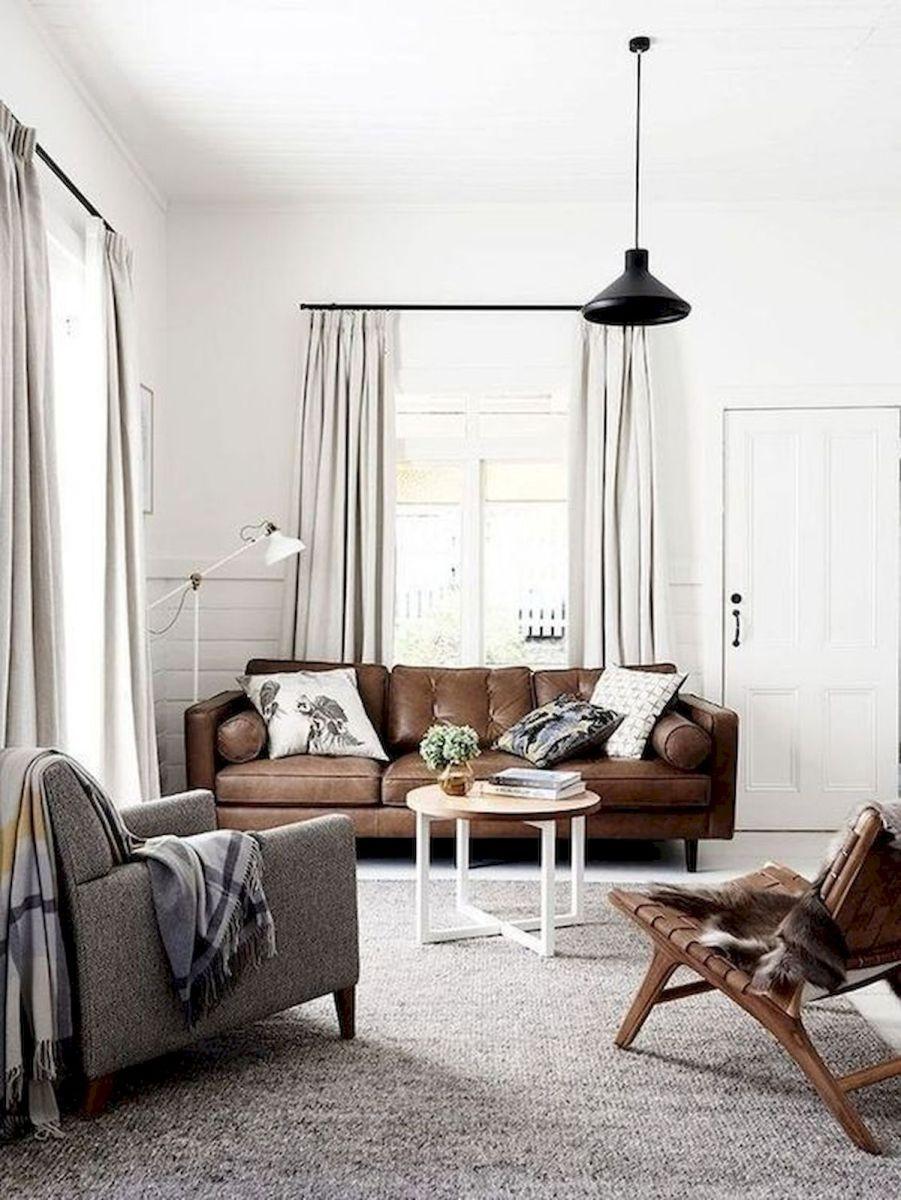 45 Brilliant DIY Living Room Design and Decor Ideas for Small Apartment (13)