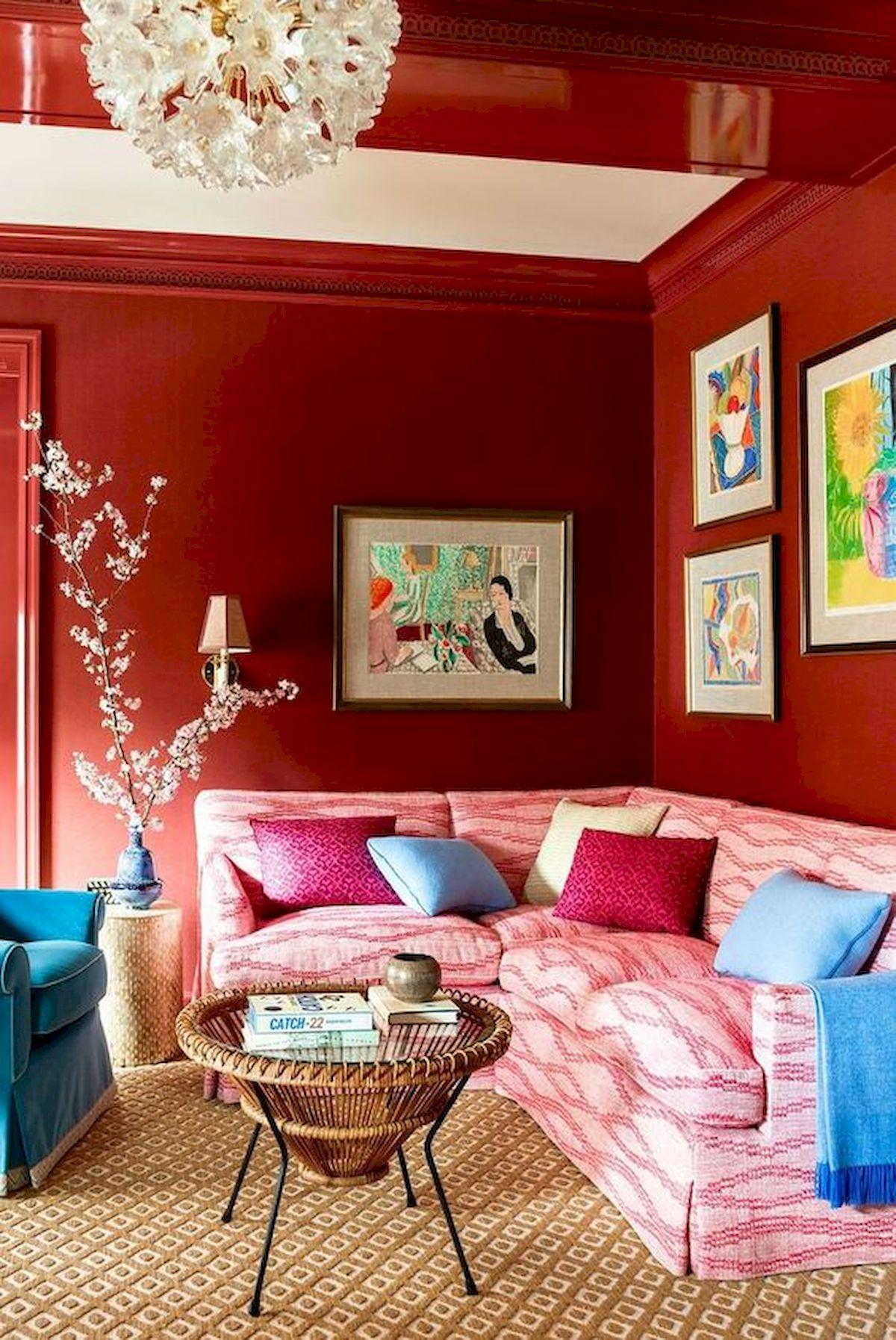 45 Brilliant DIY Living Room Design And Decor Ideas For Small Apartment (29)