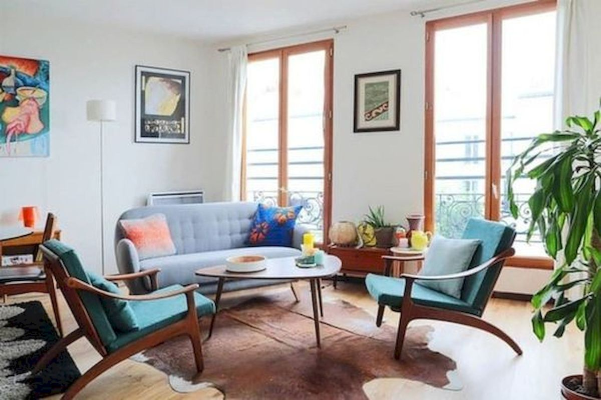 45 Brilliant DIY Living Room Design and Decor Ideas for Small Apartment (37)
