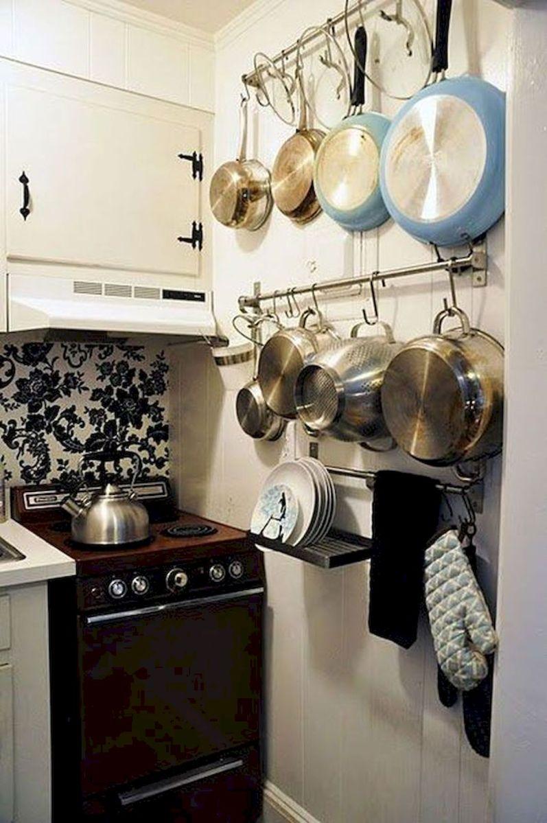 46 Creative DIY Small Kitchen Storage Ideas (16)