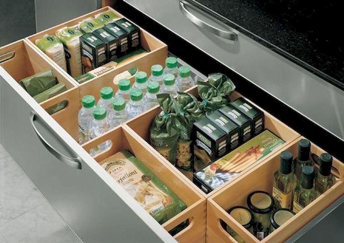 46 Creative DIY Small Kitchen Storage Ideas (25)