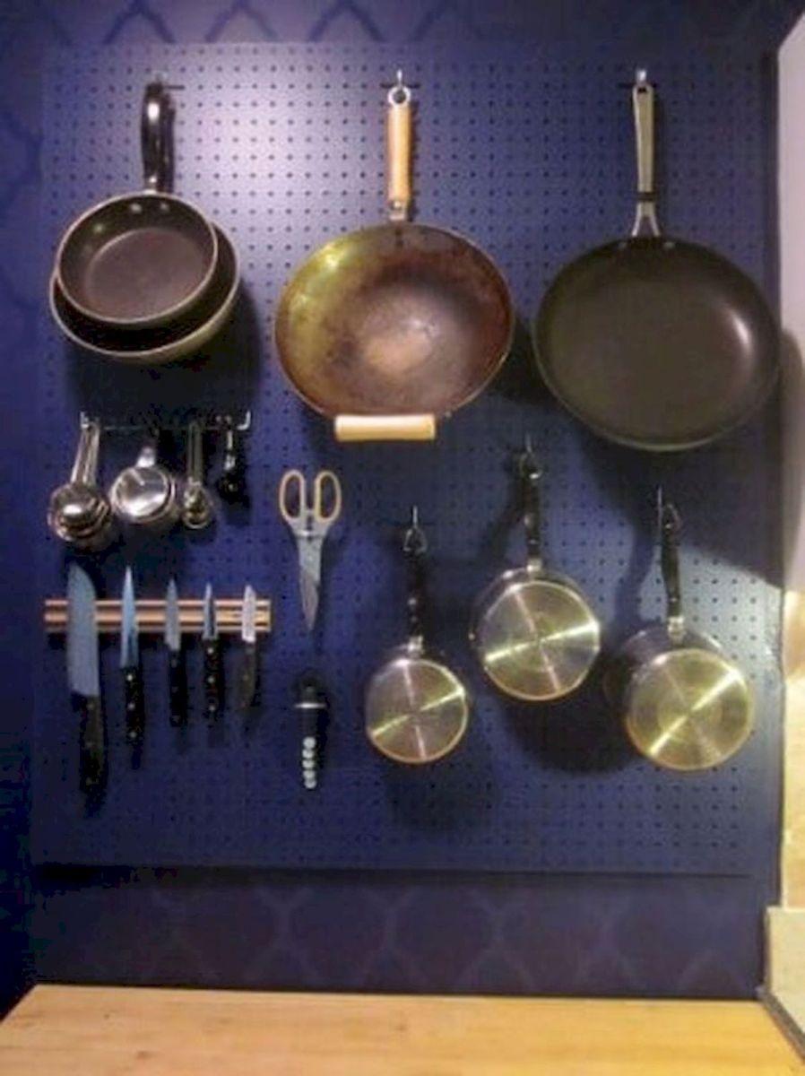 46 Creative DIY Small Kitchen Storage Ideas (35)