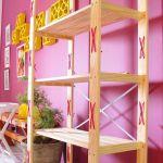 50 Easy DIY Bookshelf Design Ideas (15)