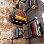 50 Easy DIY Bookshelf Design Ideas (30)