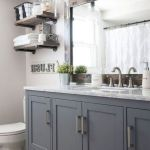 50 Fantastic DIY Modern Farmhouse Bathroom Remodel Ideas (26)