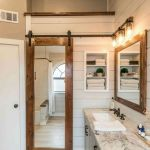 50 Fantastic DIY Modern Farmhouse Bathroom Remodel Ideas (32)