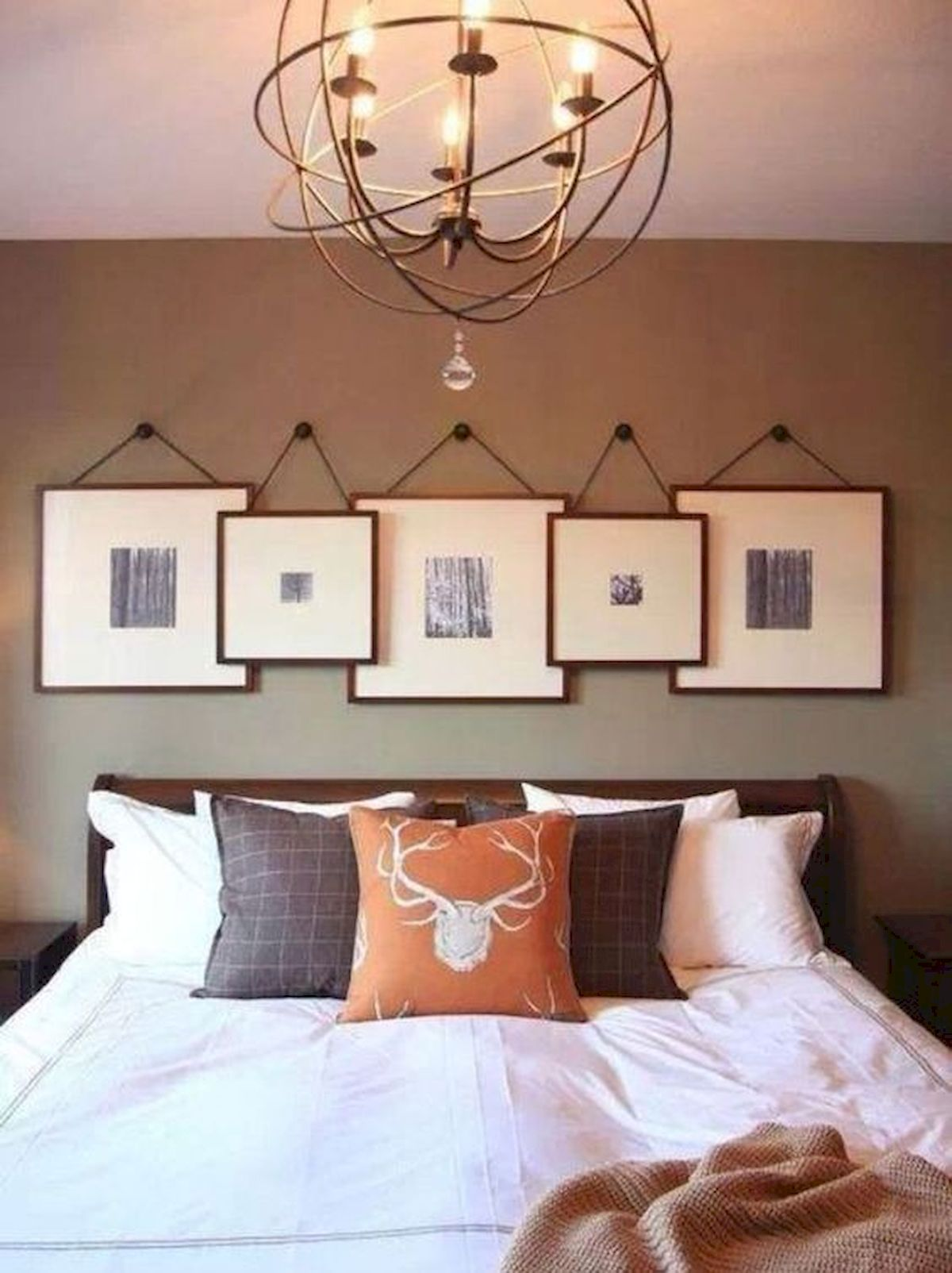 36 Creative DIY Wall Bedroom Decor Ideas That Unique And Beautiful (22)