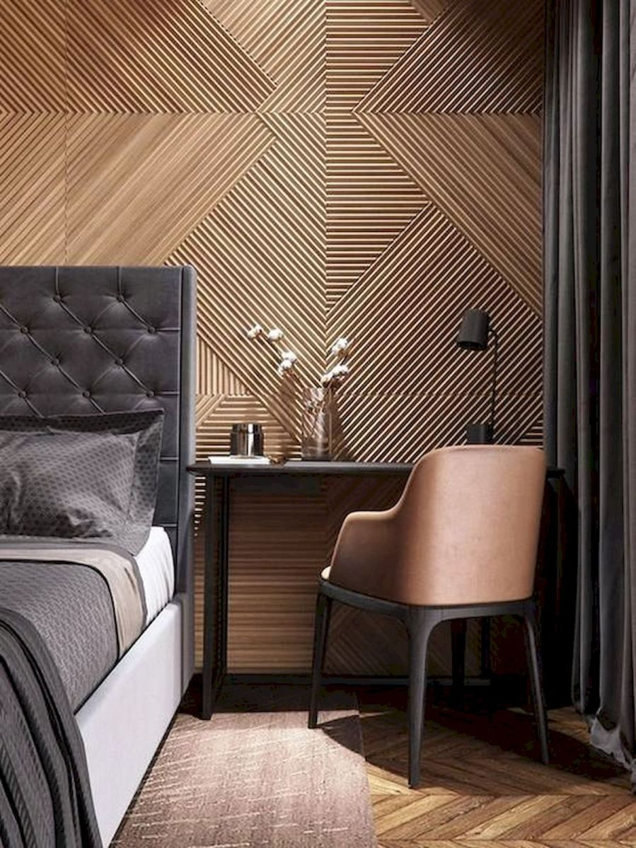 36 Creative DIY Wall Bedroom Decor Ideas That Unique and Beautiful (29)