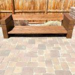 40 Awesome DIY Outdoor Bench Ideas For Backyard and Front Yard Garden (4)